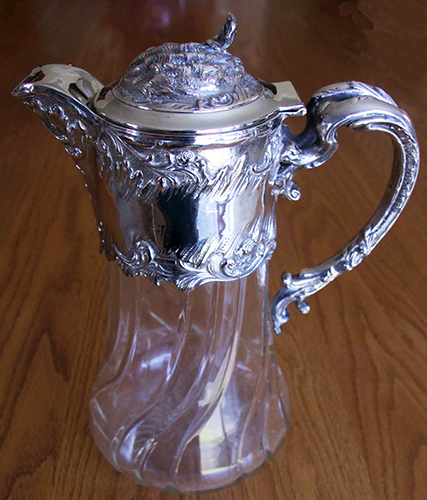 Silver Crystal Claret Wine Jug 220kb.jpg