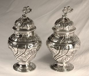 Two George III silver tea caddies.jpg